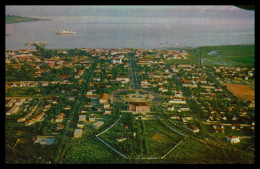 BISSAU - Vista Aérea De Bissau ( Ed. Foto-Serra Nº 118) Carte Postale - Guinea Bissau
