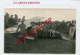 AVION Spad-S79/13-moteur Hispano Suiza-4x CARTES PHOTOS All.-Non Situee-Guerre 14-18-1 WK-Aviation-Fliegerei-Militaria- - 1914-1918: 1st War