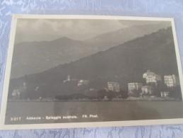 CROATIE .CARTE PHOTO .  ABBAZIA SPLAGGIA AUSTRALE - Croatia
