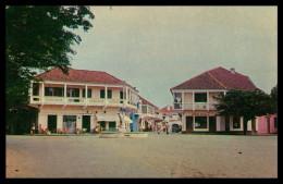 BISSAU - Rua Miguel Bombarda ( Ed. Foto-Serra Nº 127) Carte Postale - Guinea Bissau