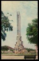 BISSAU - Monumento Ao Esforço Da Raça ( Ed. Foto-Serra Nº 131) Carte Postale - Guinea Bissau