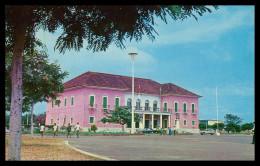 BISSAU - Palácio Do Governo ( Ed. Foto-Serra Nº 139) Carte Postale - Guinea Bissau