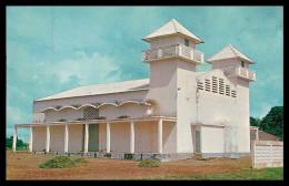 BISSAU - Mesquita Muçulmana  ( Ed. Foto-Serra Nº 145) Carte Postale - Guinea Bissau