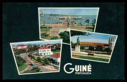 GUINE- BISSAU- Ponte Cais; Diogo Gomes; Aspecto Parcial Da Camara  ( Ed. Foto-Serra Nº 151) Carte Postale - Guinea Bissau