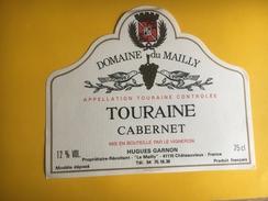 2528 -  Domaine Du Mailly Cabernet Touraine - Rouges