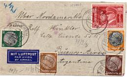 Carta De Alemania Con Matasellos 1941 Eisleben. - Briefe U. Dokumente