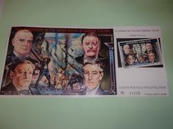 Carte Postalle Philatelique    No 11223 Bi Centenaire  Des Etats Unis 1776.1976 Timbre Original - Cartoline Maximum