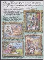 TAAF 2003 Collection Jeunesse M/s ** Mnh (33665J) - Blokken & Velletjes