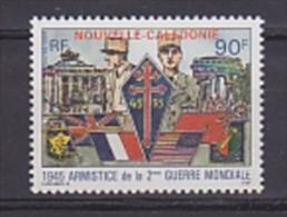 Nouvelle-Caledonie 1995 Armestice De La 2me Guerre Mondiale 1v ** Mnh (22252) - Nieuw-Caledonië