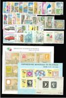 ITALIA REPUBBLICA - 1985 - Annata Completa - 40 Valori + 3 BF - Complete Year - ** MNH/VF - Full Years