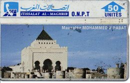 Mausolée Mohammed V Rabat - Maroc