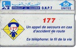 O.N.P.T. 177 - Maroc