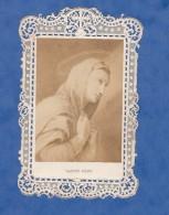 Image Ancienne De 1876 - Sainte Mère - Saint Antoine - Souvenir De La Retraite De L'Immaculée Conception - Images Religieuses