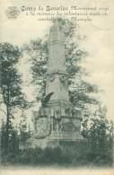 Camp De Beverloo - Monument érigé à La Mémoire Des Volontaires Morts En Combat Au Mexique - Leopoldsburg (Kamp Van Beverloo)