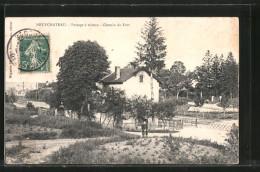 CPA Neufchateau, Passage à Niveau, Chemin Du Fort - Neufchateau