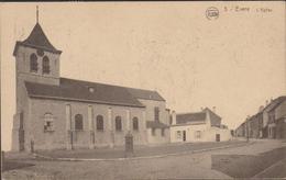 1928 Evere Brussel L' Eglise De Kerk - Evere