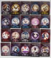 Madoka Magika : 20 Japanese Trading Cards - Trading Cards