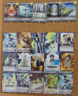 Luck & Logic : 20 Japanese Trading Cards - Trading Cards