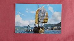 China (Hong Kong)  Harbor-------------Reference 2393 - China (Hong Kong)