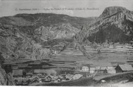 CERVIERES - EGLISE ST MICHEL - VERS 1900 - Otros Municipios