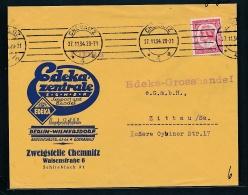 Chemnitz  - Firmen Beleg -Bedarf   ( Ze2845   ) Siehe Foto - Briefe U. Dokumente