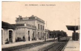 BARBEZIEUX ( Charente ) - La Gare - Vue Intérieure - Autres Communes