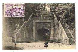 CPA 56 BELLE ILE EN MER Le Palais La Porte Vauban - Belle Ile En Mer