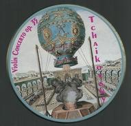 CD CLASSIQUE - TCHAIKOVSKY : CONCERTO POUR VIOLON Op. 35 - Klassik