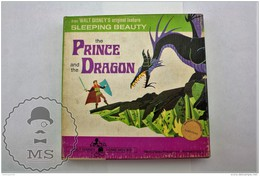 Super 8 MM Vintage Walt Disney Home Movies: The Prince And The Dragon - Spanish Subtitles - Otras Colecciones