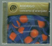 CD CLASSIQUE GUITARE - RODRIGO : CONCERTO D'ARANJUEZ - Klassik