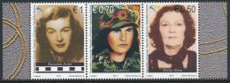 "REPUBLIC OF KOSOVO 2013 ""Kosova Renowned Women"" Set Of 3v** - Kosovo"