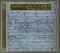CD PIANO - (2 CD) -  CHOPIN : LES 14 VALSES Et LES 4 POLONAISES - JEANNE-MARIE DARRE / ALFRED BRENDEL, Piano - Klassik