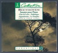 CD PIANO - BEETHOVEN : QUATRE SONATES - MARIA-JOÃO PIRES, Piano - Klassik