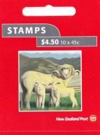 New Zealand 2005 Farmyard Animals - Sheep Mint Booklet - Booklets