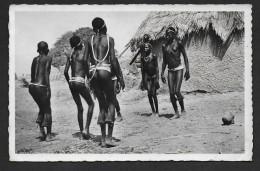 NORD CAMEROUN - Entrainement à La Danse - Format Cpa - Cameroon