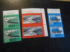 DDR 1960  Top Condition Satz / Set Postfrisch Michel : 804 -806 - [6] Democratic Republic