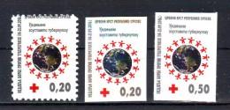 BiH Republic Srpska 2016 Y Red Cross Charity Stamps Tuberculosis MNH - Bosnia And Herzegovina