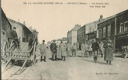 Souilly - La Grande Rue - France