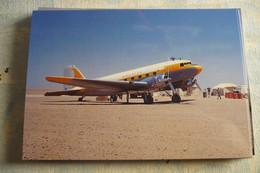 DC 3    AMOSEAS    N9896F    DESERT LIBYAN 1961 - 1946-....: Era Moderna