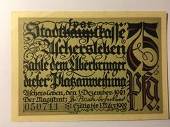 Allemagne Notgeld Uchersleben 75 Pfennig 1921 NEUF - Collections