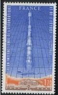Francia Aéreo U 52 (o) Usado. 1979 - Aéreo