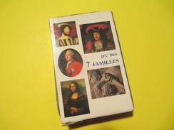 """Jeux 7 Familles à Théme/ """"Histoire  De France""""/Editions Dusserre/Paris /Vers1990     CAJ14 - Group Games, Parlour Games"""