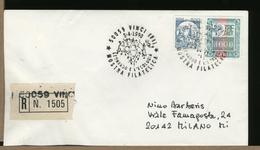 ITALIA - ECOLOGIA -  LEONARDO DA VINCI - Famous People