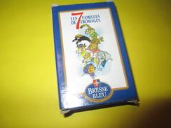 """Jeux 7 Familles Publicitaire à Théme/Bresse Bleu/ """"Fromages""""/AIN/ Servas/Vers1990     CAJ15 - Jeux De Société"""