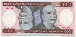 BRAZIL 1000 CRUZEIROS ND (1986) P-201d UNC  [BR823d] - Brazil