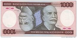 BRAZIL 1000 CRUZEIROS ND (1986) P-201d UNC  [BR823d] - Brazilië