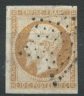 Lot N°32833     N°13A, Oblit étoile Pleine De PARIS - 1853-1860 Napoléon III