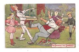 Humour- Raphael Tuck, Sons - Oilette (B.5535) - Tuck, Raphael