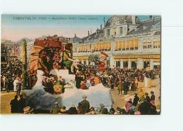 NICE : Carnaval. Rose Marie . Sidro. Restaurant Du Grand Cercle. 2 Scans. Edition ADIA - Carnaval
