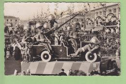 Les POMPIERS DU CIRQUE, Carnaval De Nice. 2 Scans. Edition Mar - Sapeurs-Pompiers